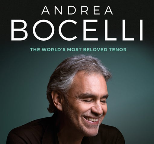 Andrea Bocelli | Events | Glasgow | The SSE Hydro