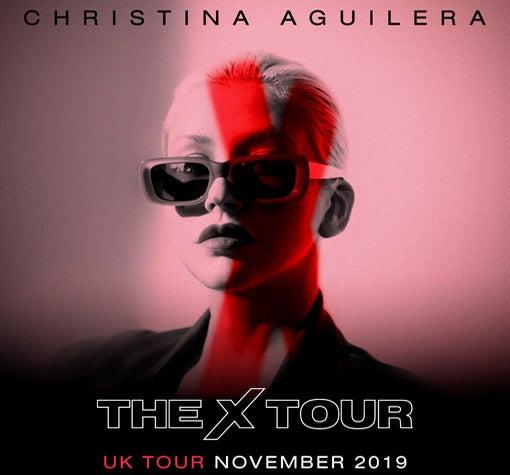 Christina Aguilera | Events | Glasgow | The SSE Hydro