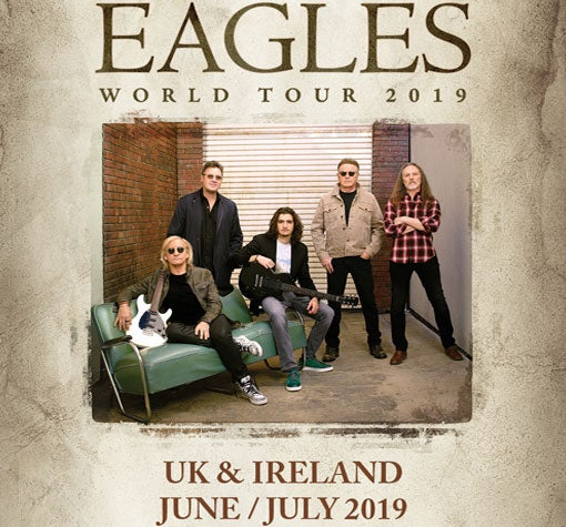 Image result for the eagles glasgow hydro 2019