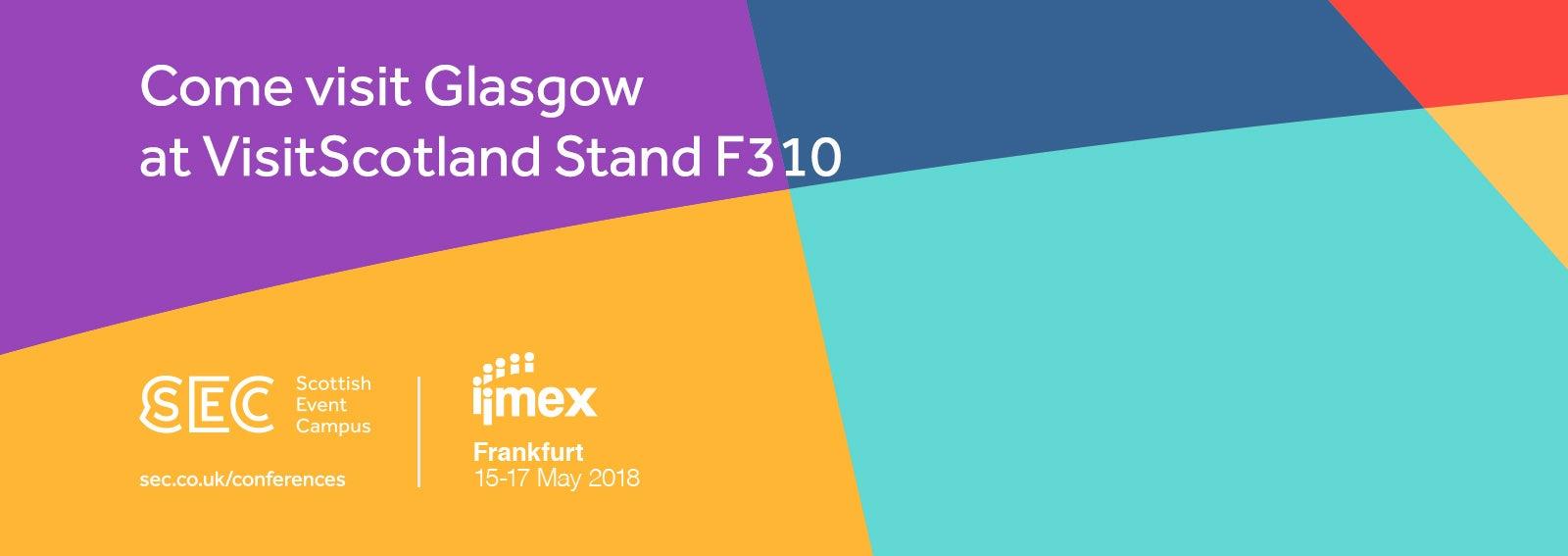 Conferences   Organise   SEC, Glasgow