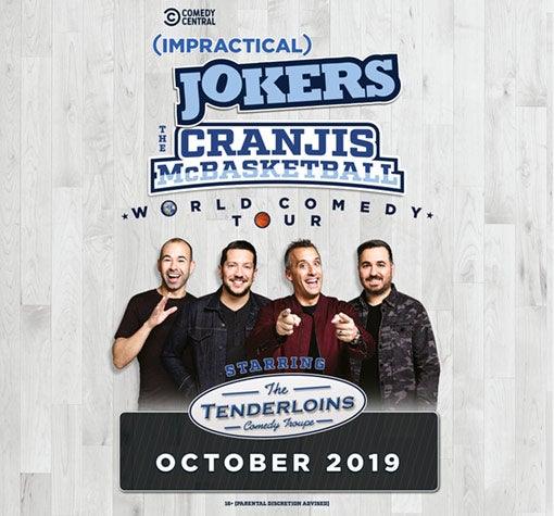 25b87b943 Comedy Central Impractical Jokers