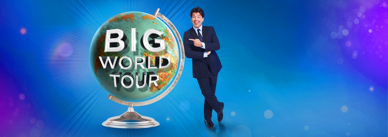 Michael Mcintyre New Tour