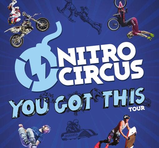 Nitro Circus Uk Tour