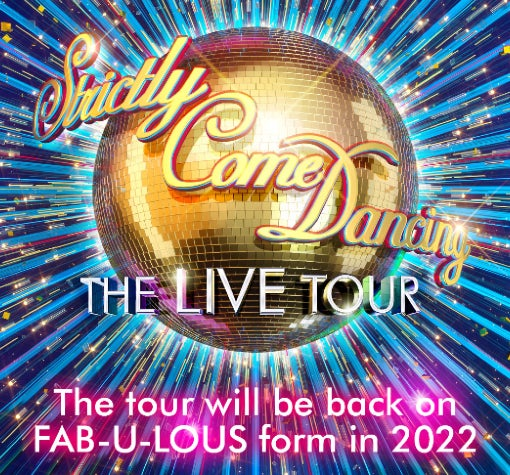 Strictly Come Dancing Events Glasgow The Sse Hydro