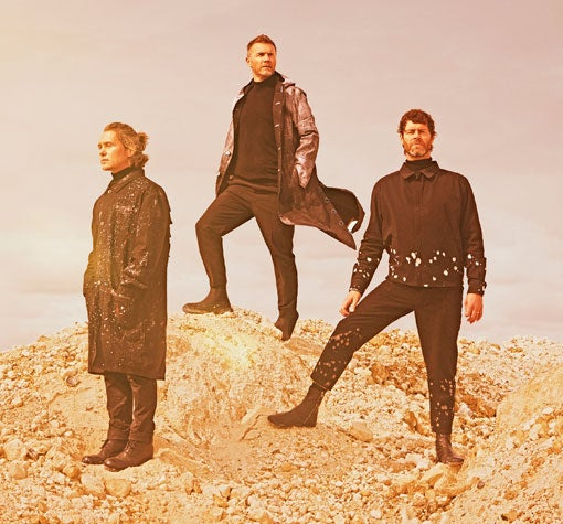 Image result for take that hydro glasgow 2019