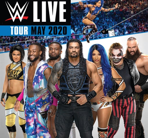 Wwe Events Schedule 2020.Wwe Live Events Glasgow The Sse Hydro