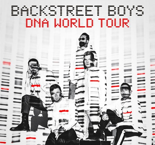 Image result for backstreet boys glasgow hydro 2019