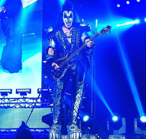 KISS | Artists | Glasgow | The SSE Hydro