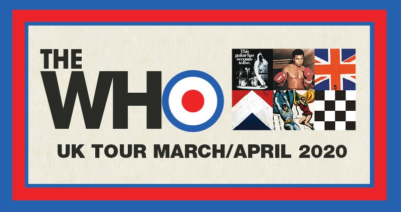 the who tour