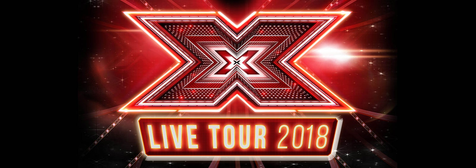 The X Factor Tour 2018 | Events | Glasgow | The SSE Hydro